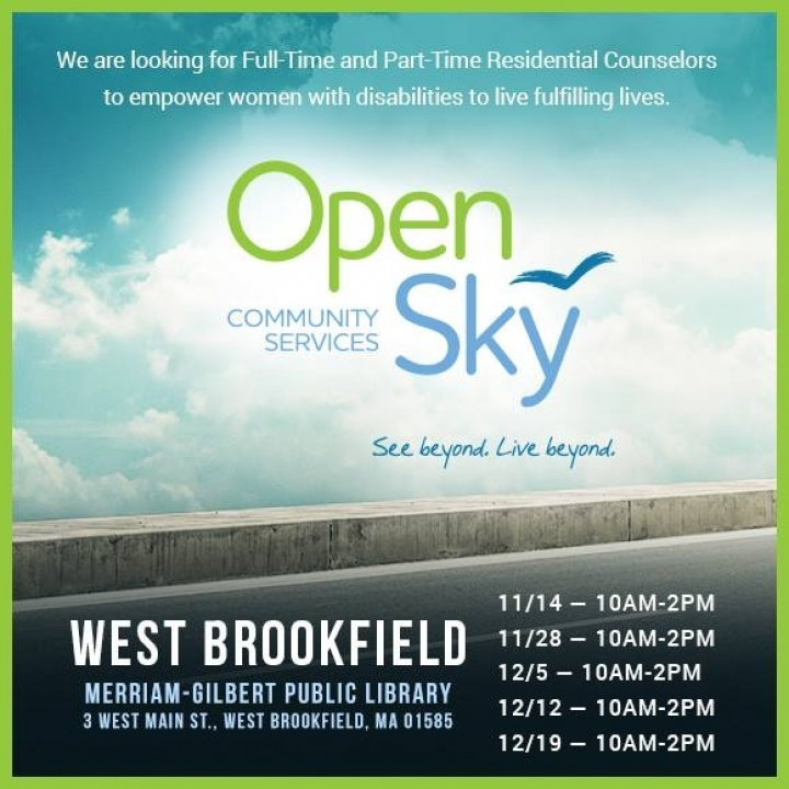 West Brookfield Career Open House
