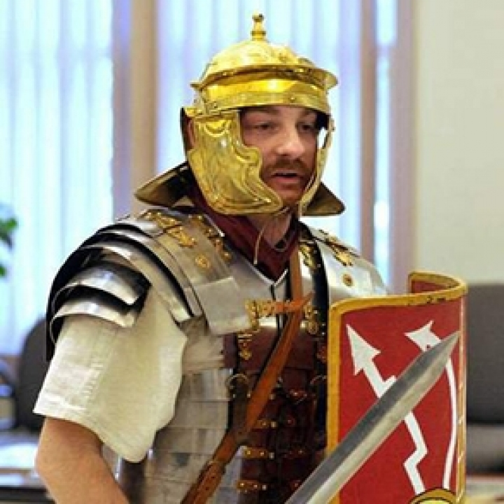 Free Presentation on the Roman Soldier